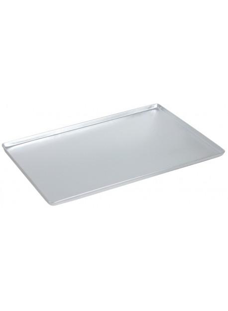 Plaque de cuisson et de présentation en aluminium