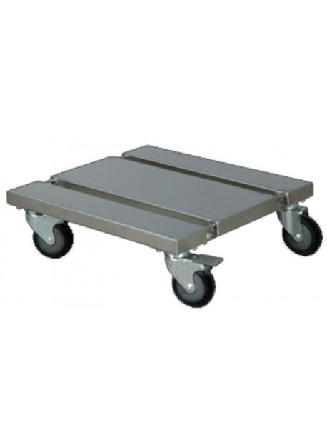 Chariot de transport pour boîtes de stockage thermique GN