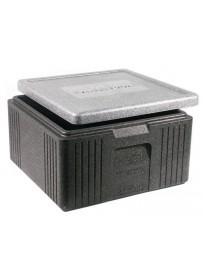 Boîte de stockage thermique en (PPE)