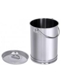 Conteneur en inox pour aliments et liquides 2 à 10 L