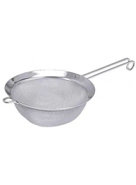 Pan Pot Égouttoir Passoire Filtre Tamis Passoire Cuisine Casserole En Acier