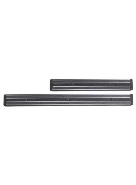 Porte-couteaux magnétique noir