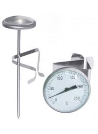 Thermomètre pour friteuse