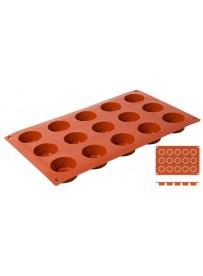 Moule à petits-fours en silicone