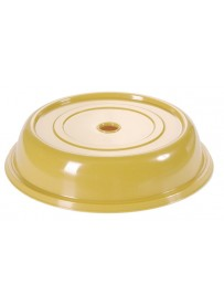 Couvre-plat jaune
