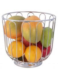 Corbeille à fruits ronde et profonde