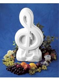 Moule à sculpture de glace - Clé de Sol
