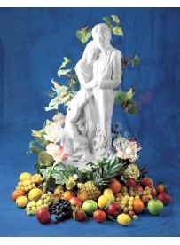 Moule à sculpture de glace - Jeunes Mariés