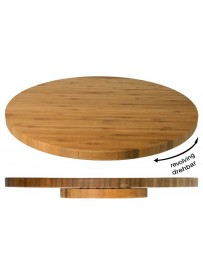 Plateau à fromages rotatif