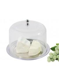 Plateau et cloche à fromages