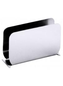 Porte-serviette en acier inoxydable 18/10 miroir poli