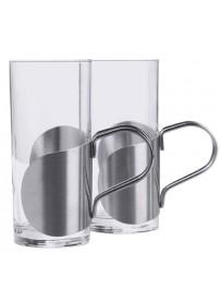 Set de 2 verres à boissons chaudes