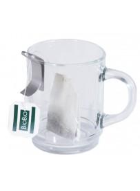 Pince pour sachet à thé