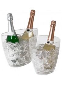 Seau à champagne ovale