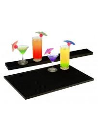 Tapis de bar en caoutchouc rigide