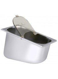 Boîte GN 1/4 pour couverts ou préparation alimentaire