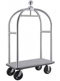 Chariot à bagages pour hôtels