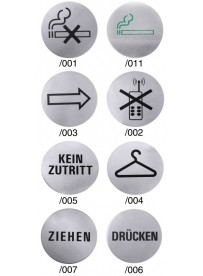 Signalisation Portes
