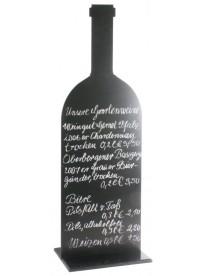 Ardoise à suggestions des vins