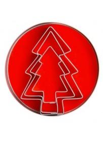 Emporte-pièces «arbre de noël»