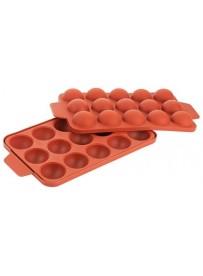 Moule à cake-pops en silicone