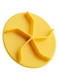 Tampon à pain forme étoilée