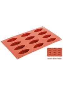 Moule «barquettes» en silicone