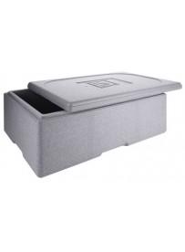 Boîte isotherme GN 1/1 gris