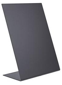 Tableau de menu noir