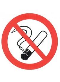 Symbole défense de fumer