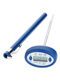 Thermomètre digital Comark bleu