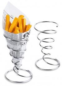 Présentoir à cornet de frites