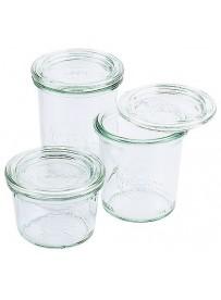 Récipients en verre pour le service